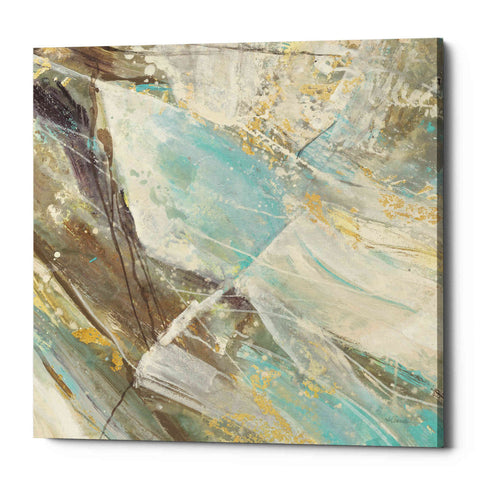 Image of 'Blue Water I' by Albena Hristova, Canvas Wall Art