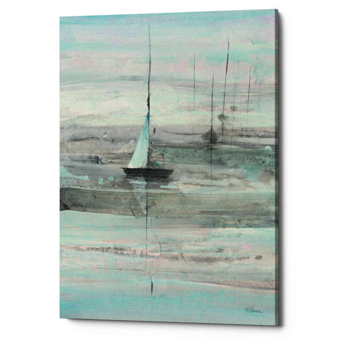 Image of 'Ice Sailing' by Albena Hristova, Canvas Wall Art