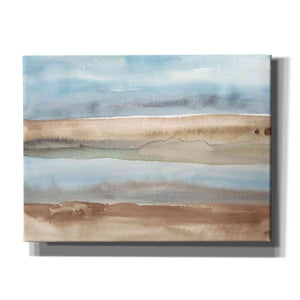 'Plein Air Riverscape II' by Alicia Ludwig Giclee Canvas Wall Art
