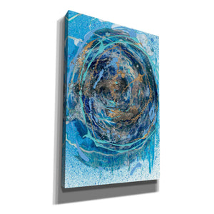 'Waterspout III' by Alicia Ludwig Giclee Canvas Wall Art