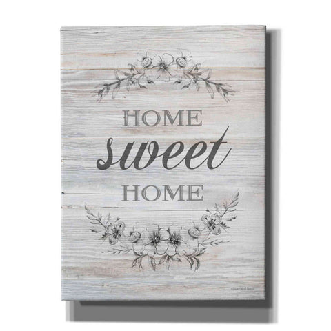 Image of 'Home Sweet Home' by Bluebird Barn, Canvas Wall Art,Size C Portrait