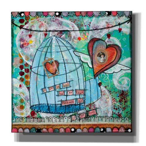 Image of 'I Am No Bird' by Denise Braun, Giclee Canvas Wall Art