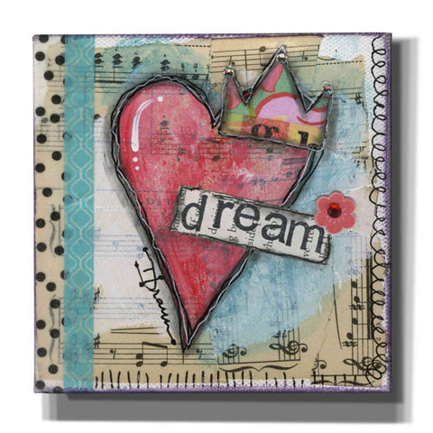 'Dream' by Denise Braun, Giclee Canvas Wall Art
