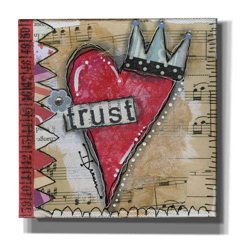 'Trust' by Denise Braun, Giclee Canvas Wall Art