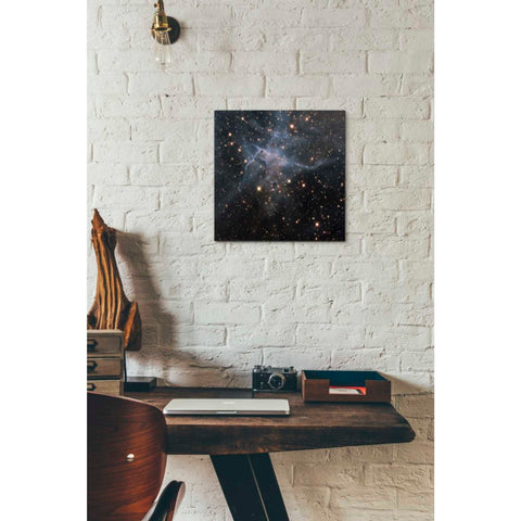 'Mystic Mountain Infrared' Hubble Space Telescope Giclee Canvas Wall Art