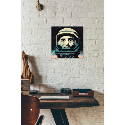 Image of 'Mercury' by Antony Squizzato, Giclee Canvas Wall Art