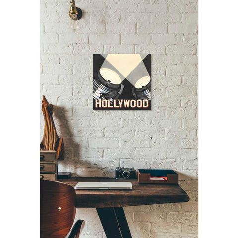 Image of 'Hollywood' by Marco Fabiano, Giclee Canvas Wall Art