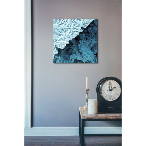 'Earth As Art: Kamchatka Peninsula' Acrylic Wall Art,12 x 12