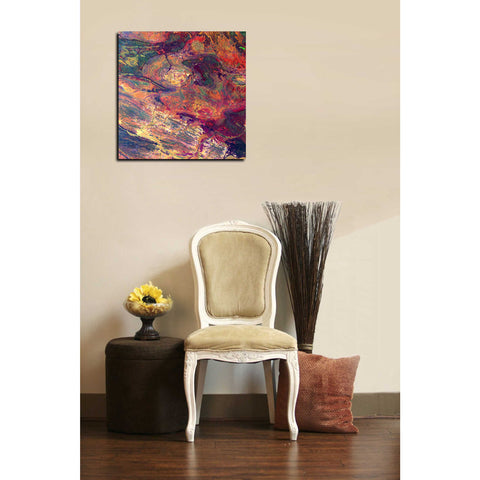 'Earth As Art: Australian Iron' Giclee Acrylic Wall Art