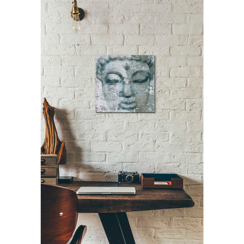 'Buddha, Inner Peace 3' by Irena Orlov, Canvas Wall Art,12 x 12