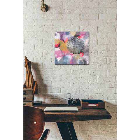 Image of 'Metallica' by Christine Auda, Giclee Canvas Wall Art