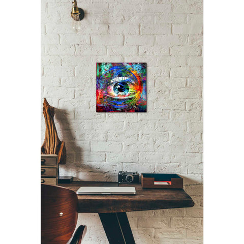 Image of 'Big Brother' Canvas Wall Art,12 x 12