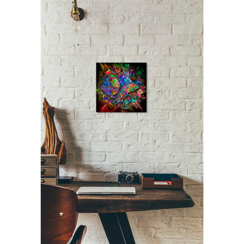 Image of 'Monarch' Canvas Wall Art,12 x 12