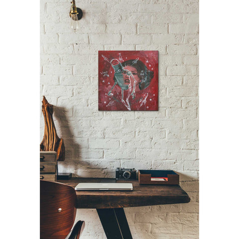 "Image of ""Blast Off"" by Craig Snodgrass, Giclee Canvas Wall Art"