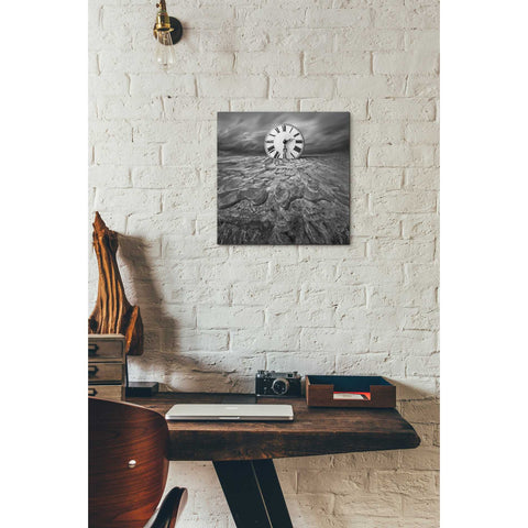 "Image of ""Clockwork"" by Dariusz Klimczak, Giclee Canvas Wall Art"