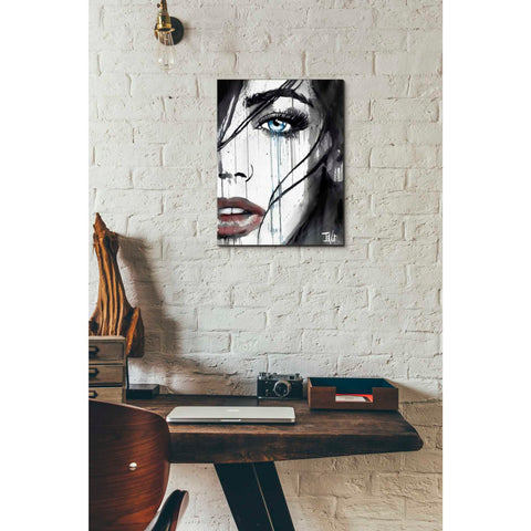 Image of 'It Happens' by Loui Jover, Giclee Canvas Wall Art