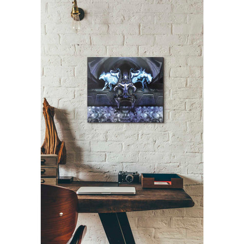"Image of ""Krown"" by Michael Stewart, Giclee Canvas Wall Art"