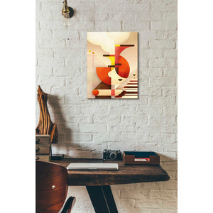 'Jazzman' by Antony Squizzato, Giclee Canvas Wall Art