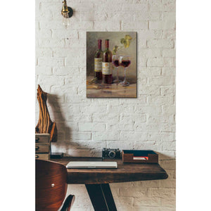 'Opening the Wine I' by Danhui Nai, Giclee Canvas Wall Art
