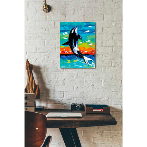 Image of 'Ocean Friends I' by Carolee Vitaletti Giclee Canvas Wall Art