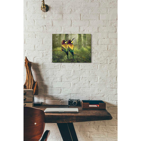Image of 'A Bright Future' by Steve Hunziker, Giclee Canvas Wall Art