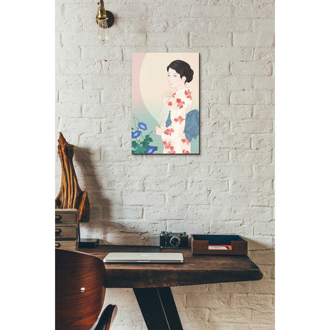 'Morning Glory' by Sai Tamiya, Giclee Canvas Wall Art