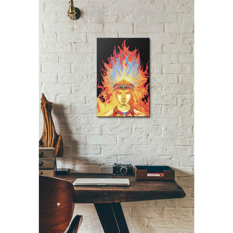 """Totem"" by Michael Stewart, Giclee Canvas Wall Art"