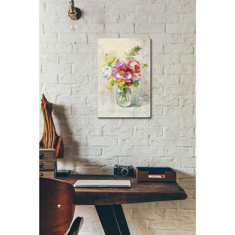 Image of 'Summer Treasures II Crop' by Danhui Nai, Canvas Wall Art,12 x 18