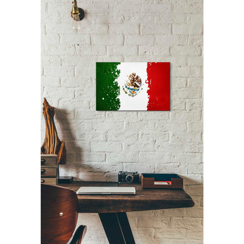 Image of 'Mexico' Canvas Wall Art,12 x 18