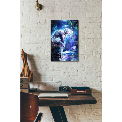 Image of 'The Mystery of Ourselves' by Cameron Gray, Canvas Wall Art,12 x 18