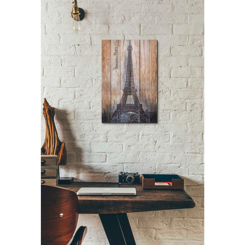 'Rustic Eiffel Tower' by Karen Smith, Giclee Canvas Wall Art