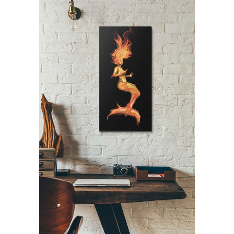 "Image of ""Siren"" by Michael Stewart, Giclee Canvas Wall Art"