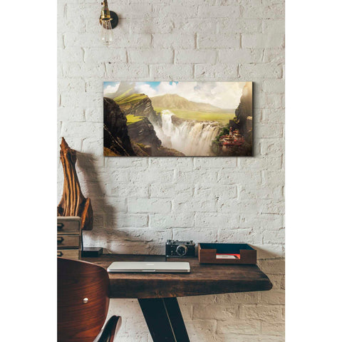 Image of 'Epic Valley' by Jonathan Lam, Giclee Canvas Wall Art