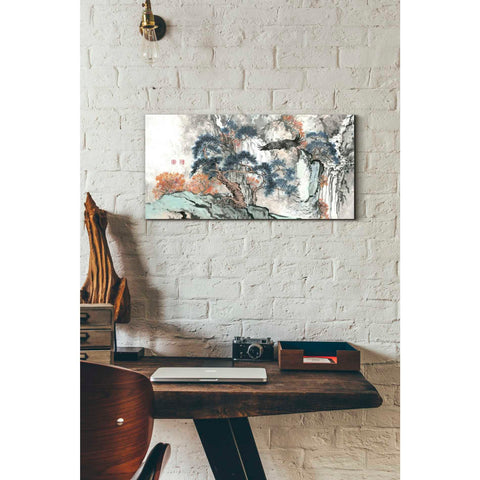 'Bird's Eye View' by River Han, Giclee Canvas Wall Art