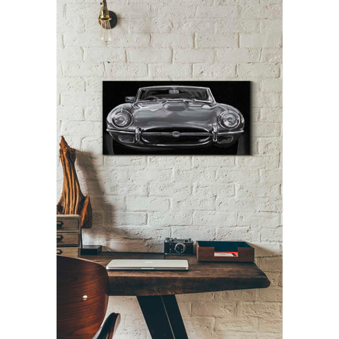 'European Sports Car I' by Ethan Harper Giclee Canvas Wall Art