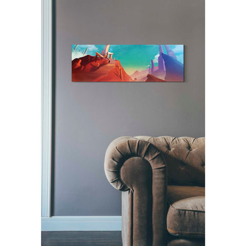 Image of 'Hidden Portal' by Jonathan Lam, Giclee Canvas Wall Art