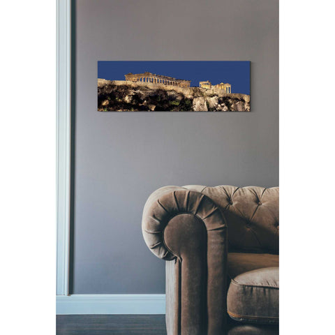 "Image of ""Hellenic Spotlight,"" Giclee Canvas Wall Art"