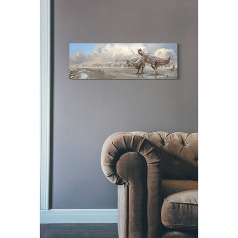 "Image of ""Brothers in Blood"" Giclee Canvas Wall Art"