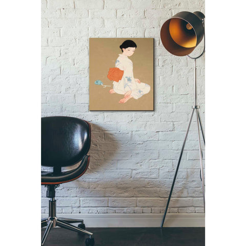 'After The Summer Festival' by Sai Tamiya, Giclee Canvas Wall Art