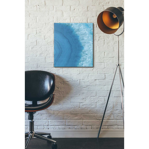 "Image of ""Agate Geode II"" by Wild Apple Portfolio, Giclee Canvas Wall Art"