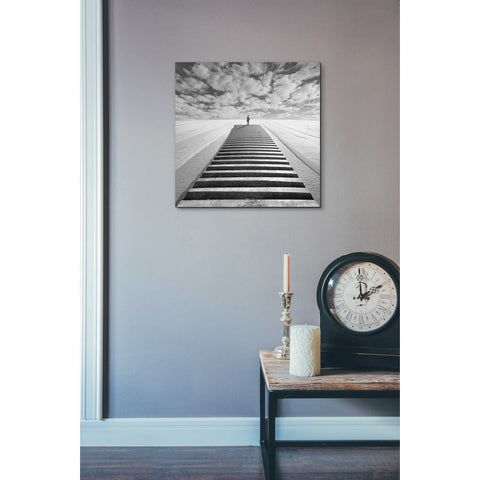 Image of 'The Observer' by Dariusz Klimczak, Giclee Canvas Wall Art