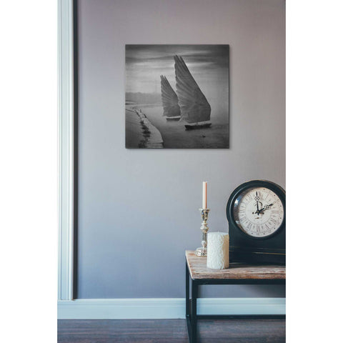 Image of 'Wings of Imagination' by Dariusz Klimczak, Giclee Canvas Wall Art