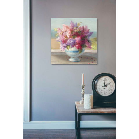 Image of 'Seaside Spring Crop II' by Danhui Nai, Canvas Wall Art,18 x 18