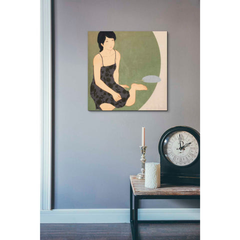 'Waka Kaede' by Sai Tamiya, Giclee Canvas Wall Art