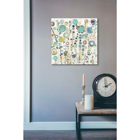 Image of 'Ocean Garden I' by Candra Boggs, Giclee Canvas Wall Art