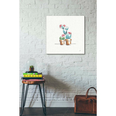 Image of 'Desert Bloom V' by Daphne Brissonet, Giclee Canvas Wall Art