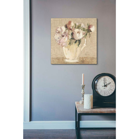 'Cottage Bouquet III no Border' by Cheri Blum, Giclee Canvas Wall Art