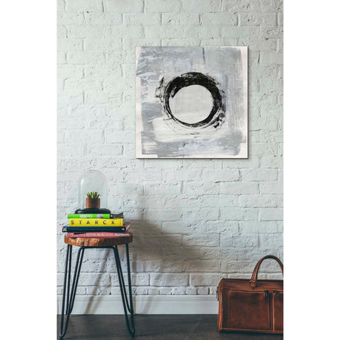 Image of 'Zen Circle I Crop' by Melissa Averinos, Giclee Canvas Wall Art