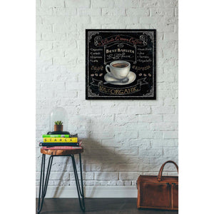 'Morning Treat Square II' by Daphne Brissonet, Giclee Canvas Wall Art