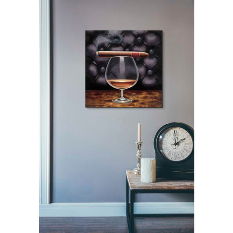 Image of 'Gentlemen Prefer I' by Marco Fabiano, Giclee Canvas Wall Art